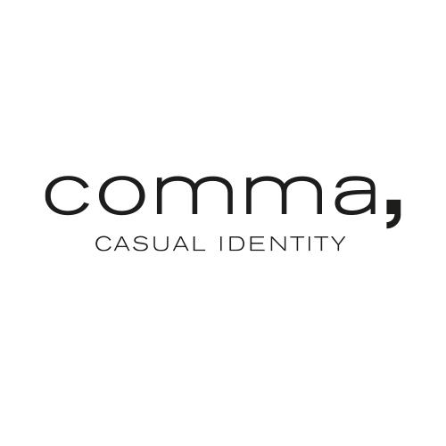 comma casual identity